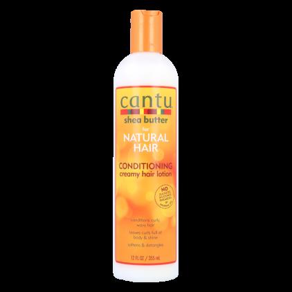 Cantu Shea Butter Natural Hair Conditioning Creamy Hair Lotion 355 Ml