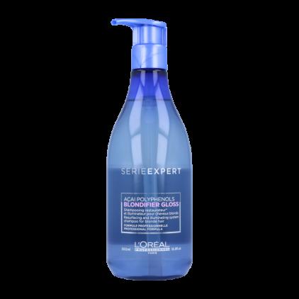 Loreal Expert Blondifier Gloss Shampoo 500Ml