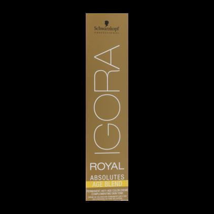 Schwarzkopf Igora Royal Absolutes 60 Ml, Color 8-01 Age Blend