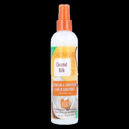 Creme Of Nature Coco Milk Detangler & Acondicionador Leave-In Acondicionador 250 ml