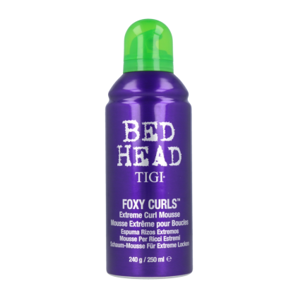 Tigi Bed Head Mousse Foxy Curls Extreme 250 Ml