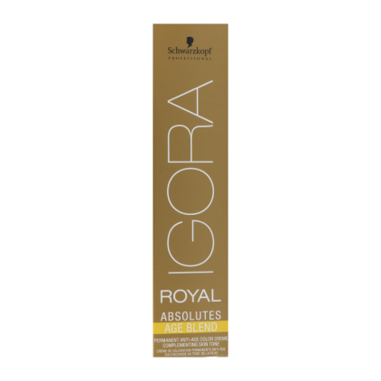 Schwarzkopf Igora Royal Absolutes 60 Ml , Color 8-140 Age Blend