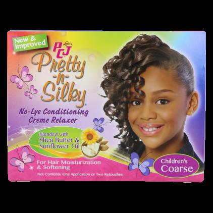 Luster Pcj Pretty-n-silky Relaxer Kitsuper