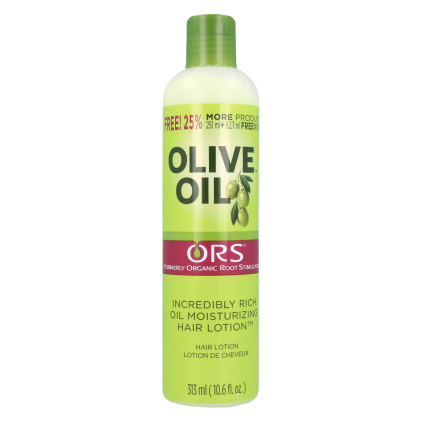 Ors Olive Oil Incredibly Rich Shampoo Oil Moisturizing Hair Lotion 250 Ml
