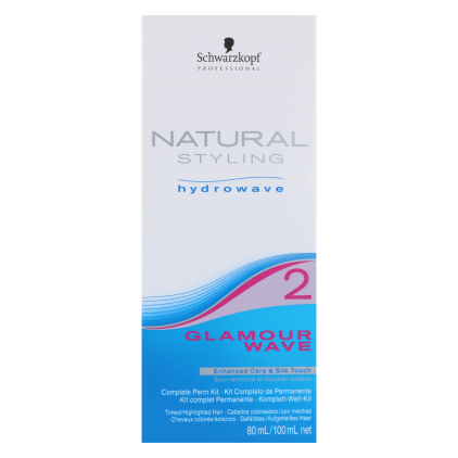 Schwarzkopf Natural Styling Glamour Wave (2) 80 Ml