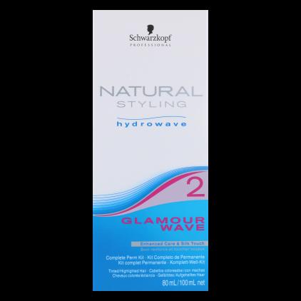 Schwarzkopf Natural Styling Glamour Wave (2) 80 Ml
