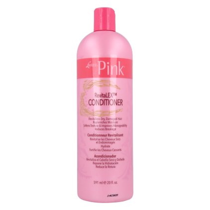 Luster's Pink Conditioner Revitalex 591 Ml