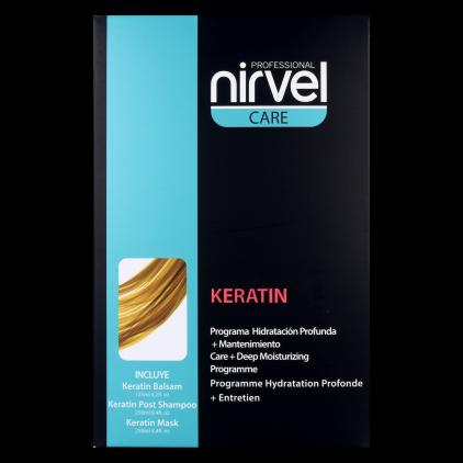 Nirvel Kit Keratinliss (moisturizing Profunda)