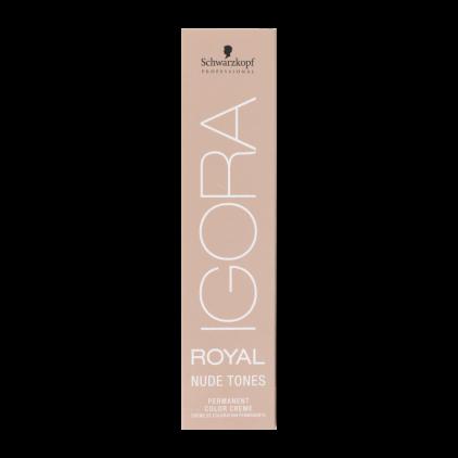 Schwarzkopf Igora Royal Nudes 60ml, Couleur 7-46