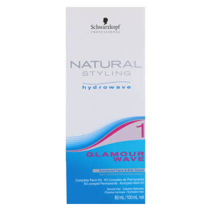 Schwarzkopf Natural Styling Glamour Wave (0) 80 Ml