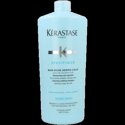 Kerastase Specifique Shampoo Bain Riche Dermo-calm 1000 Ml