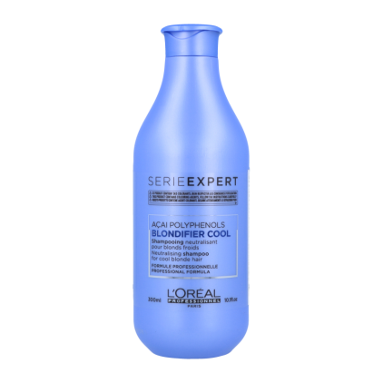 Loreal Expert Blondifier Cool Shampoo 300Ml