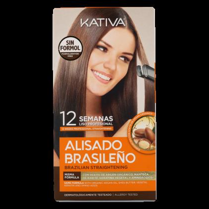 Kativa Blowout Brasilian Kit 150ml