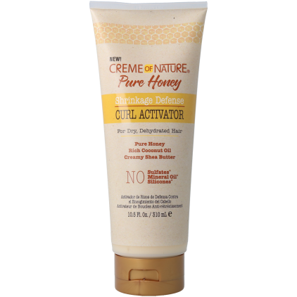 Creme Of Nature Pure Honey Curls Activator 10.5OZ/310ML