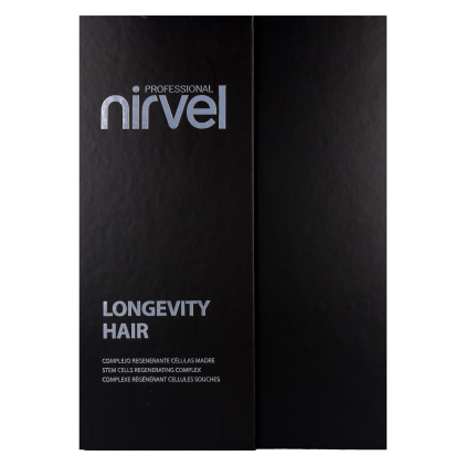 Nirvel Pack Longevity Hair 250 Ml