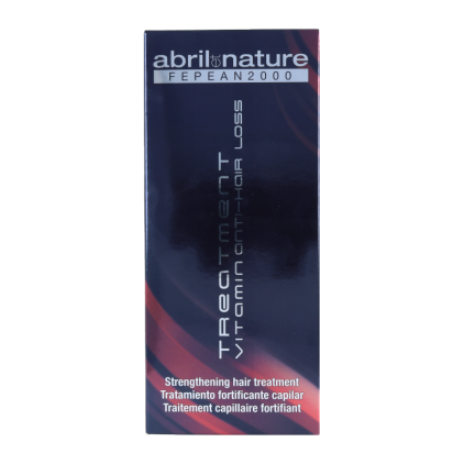 Abril Et Nature Fepean Pack Vit Anti Hair (shampoo/lotion)