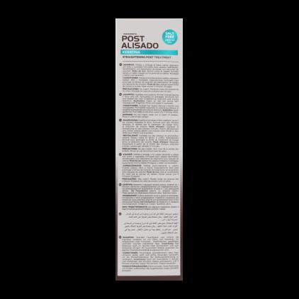 Kativa Post Straightening Keratina Kit (Shampoo+Conditioner)