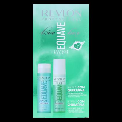 Revlon Equave Ib Volumizing Love Box (shampoo/ Biphase)