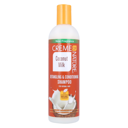 Creme Of Nature Coco Milk Detangler & Acondicionador Champú 354 ml