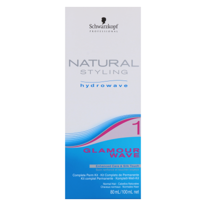 Schwarzkopf Natural Styling Glamour Wave (1) 80 Ml