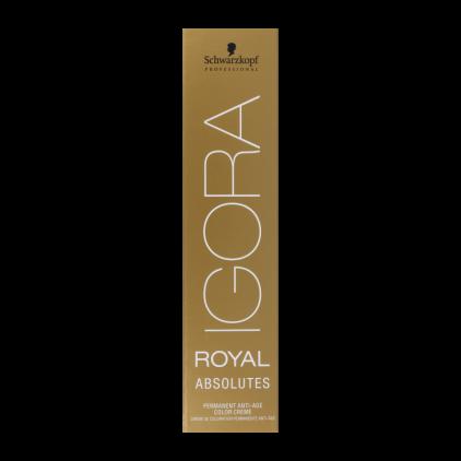 Schwarzkopf Igora Royal Absolutes 60ml, Color 8-50